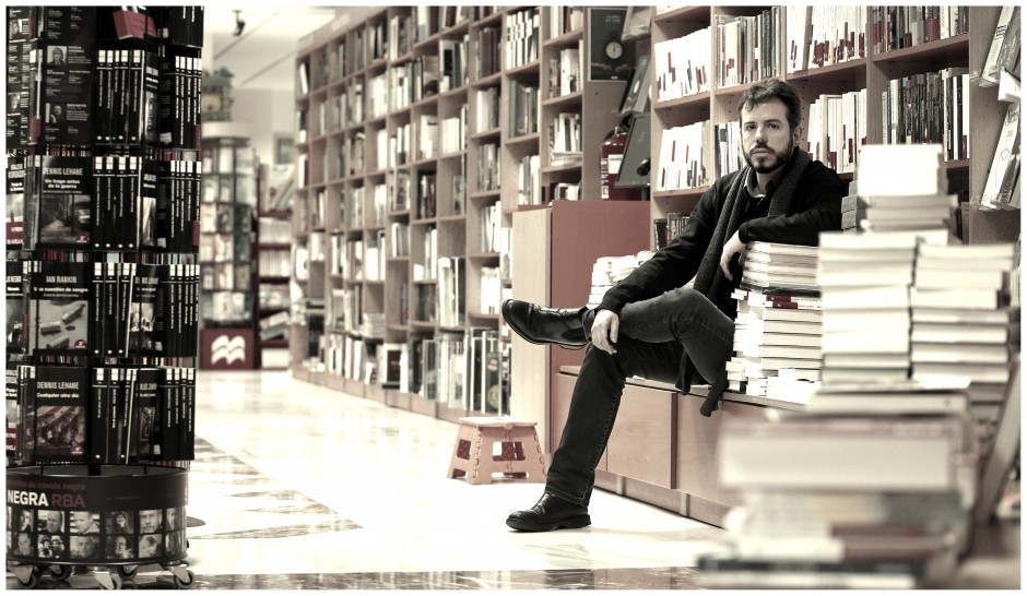 Entrevista a Vicente Luis Mora