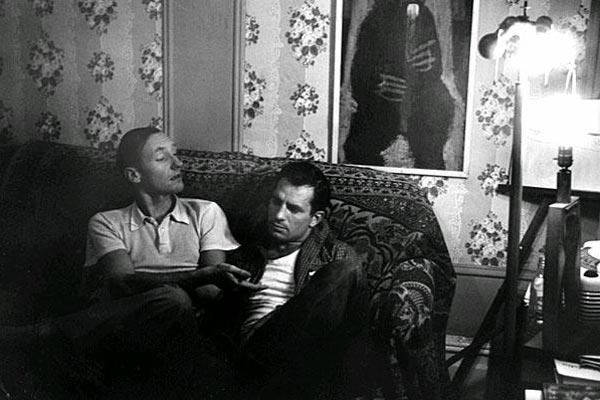 Kerouac y W.S. Burroughs