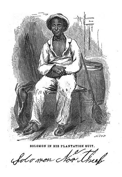 Solomon Northup Doce años de esclavitud