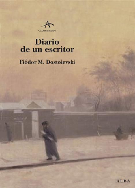 Portada de Diario de un escritor de la editorial Alba