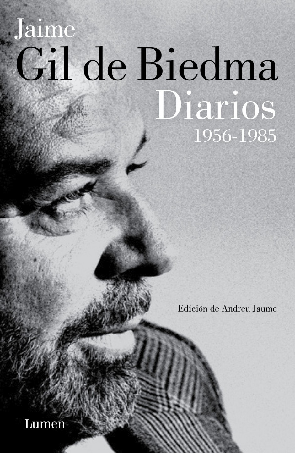 Jaime Gil de Biedma, Diarios 1956-1985