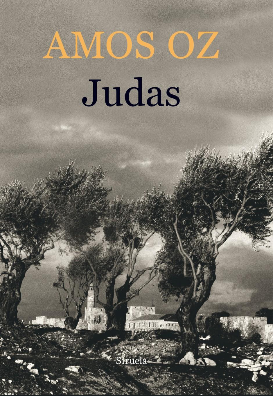 """""""Judas"""", de Amos Oz"""