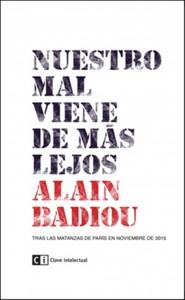 Alain Badiou: alianzas inesperadas