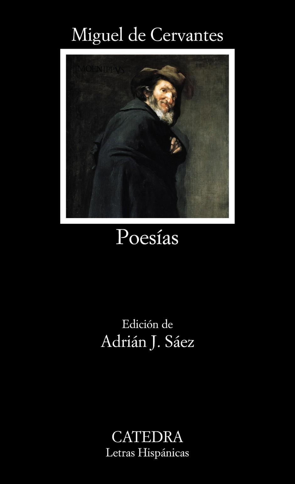 Miguel de Cervantes: Adán de los poetas
