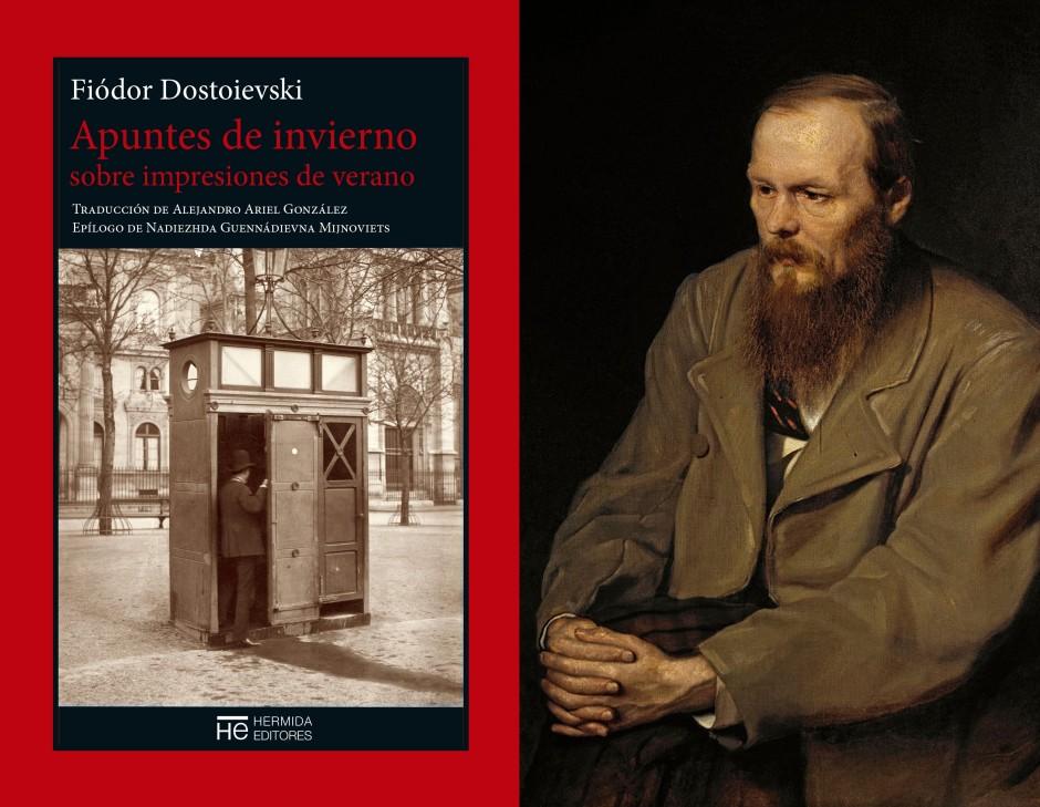 """""""Apuntes de invierno sobre impresiones de verano"""", de Fiódor Dostoeivski"""