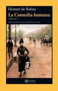 La Comedia Humana, volumen V., de Balzac