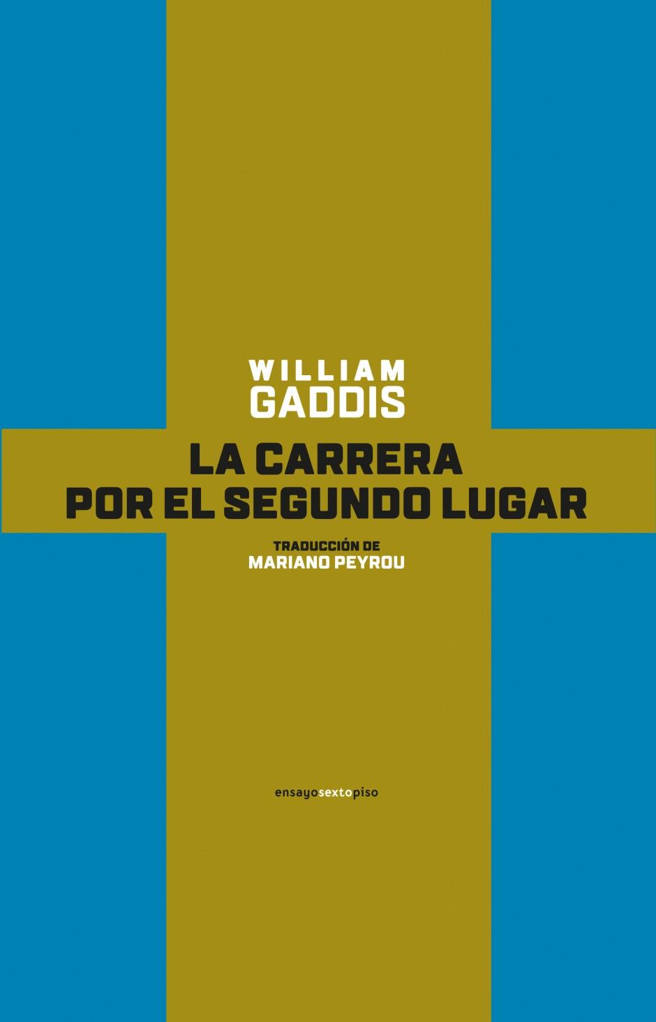 William Gaddis: el demonio del desorden