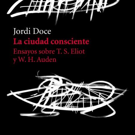 La ciudad consciente Jordi Doce CUBIERTA ALTA