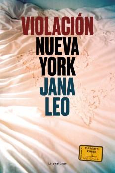 """""""Violación Nueva York"""" de Jana Leno"""