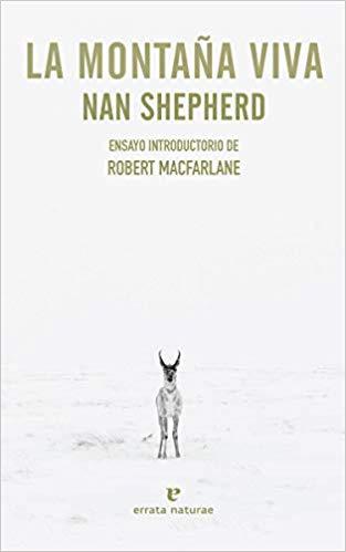 La montaña viva, de Nan Shepherd